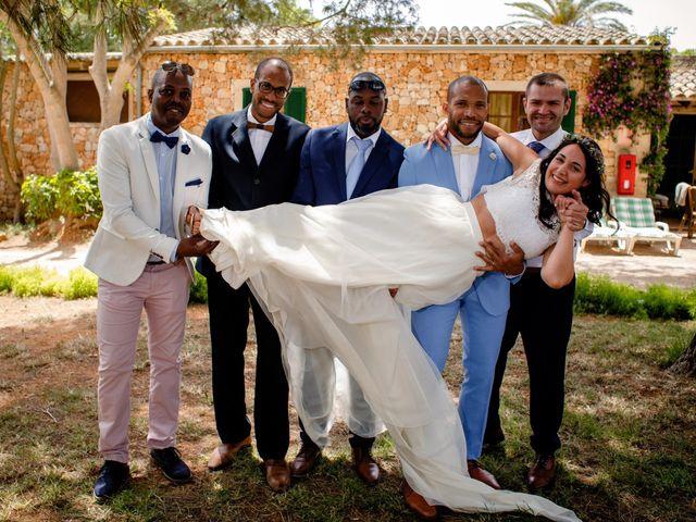 La boda de David y Lissa en Campos, Islas Baleares 64