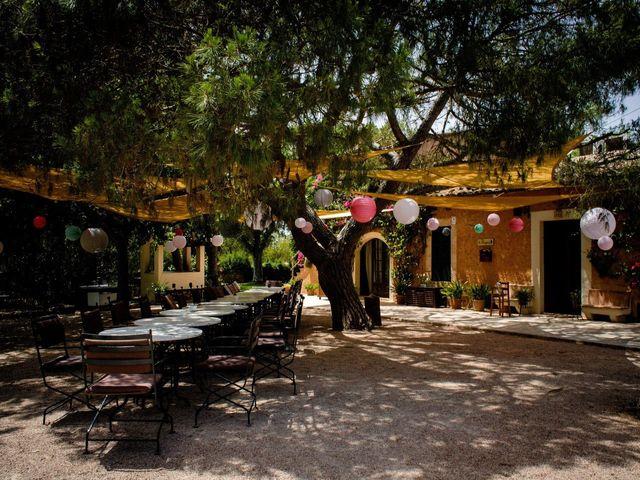 La boda de David y Lissa en Campos, Islas Baleares 67