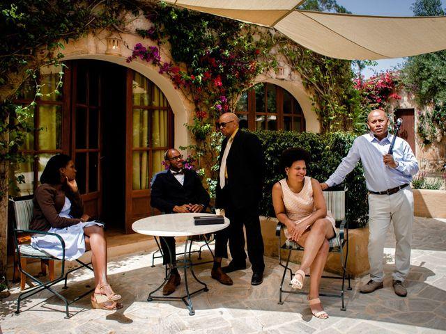 La boda de David y Lissa en Campos, Islas Baleares 71