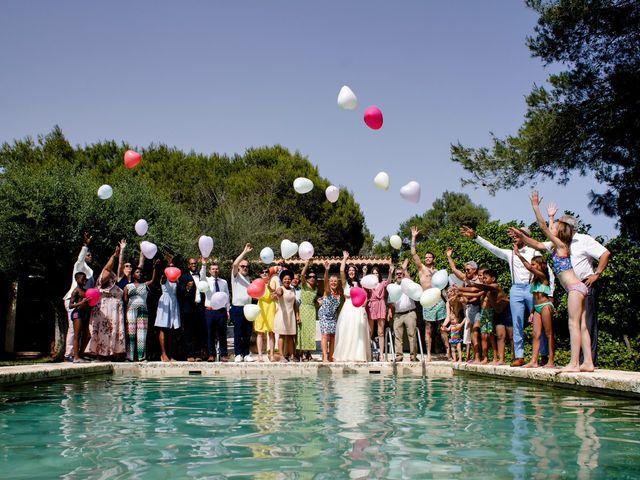 La boda de David y Lissa en Campos, Islas Baleares 74