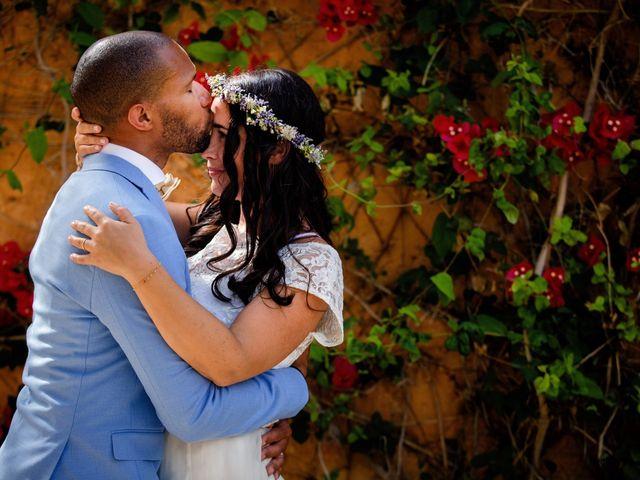 La boda de David y Lissa en Campos, Islas Baleares 81