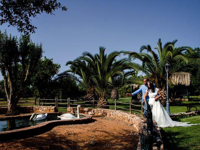 La boda de David y Lissa en Campos, Islas Baleares 86