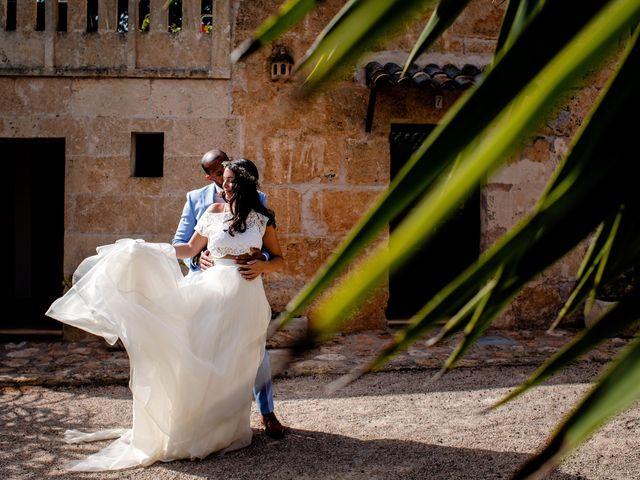 La boda de David y Lissa en Campos, Islas Baleares 87
