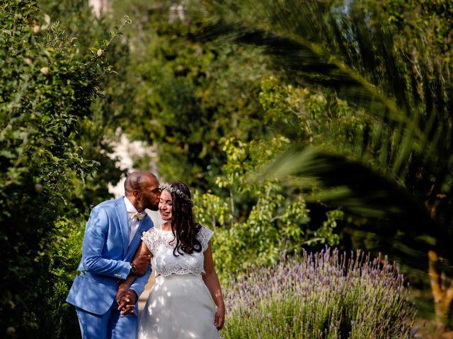 La boda de David y Lissa en Campos, Islas Baleares 91