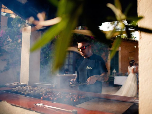 La boda de David y Lissa en Campos, Islas Baleares 97