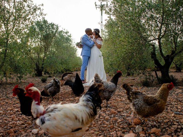 La boda de David y Lissa en Campos, Islas Baleares 101