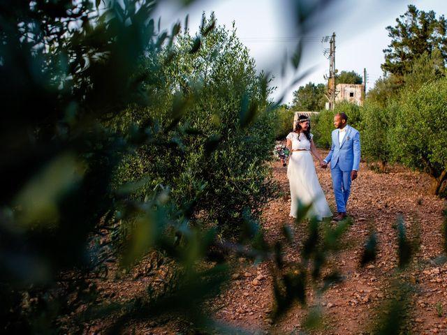 La boda de David y Lissa en Campos, Islas Baleares 102