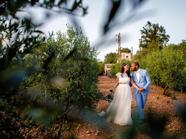 La boda de David y Lissa en Campos, Islas Baleares 103