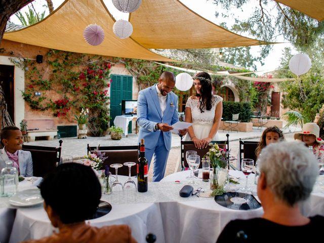 La boda de David y Lissa en Campos, Islas Baleares 106