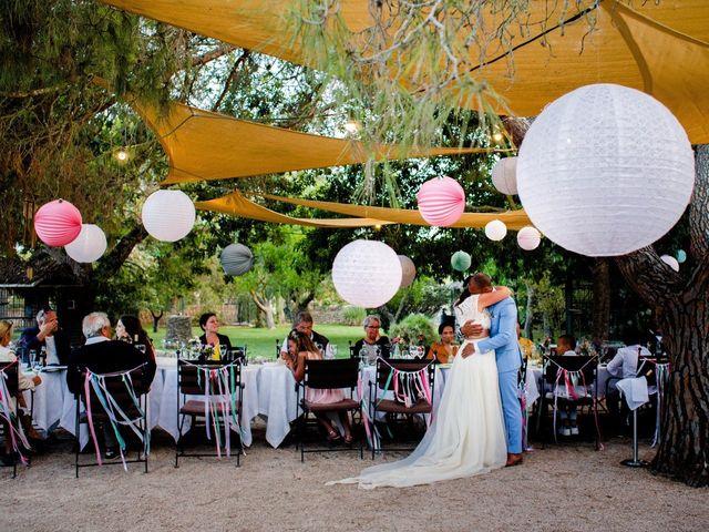 La boda de David y Lissa en Campos, Islas Baleares 107