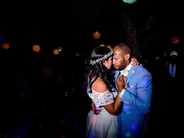 La boda de David y Lissa en Campos, Islas Baleares 108
