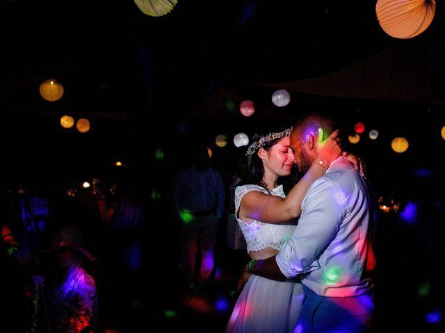 La boda de David y Lissa en Campos, Islas Baleares 111