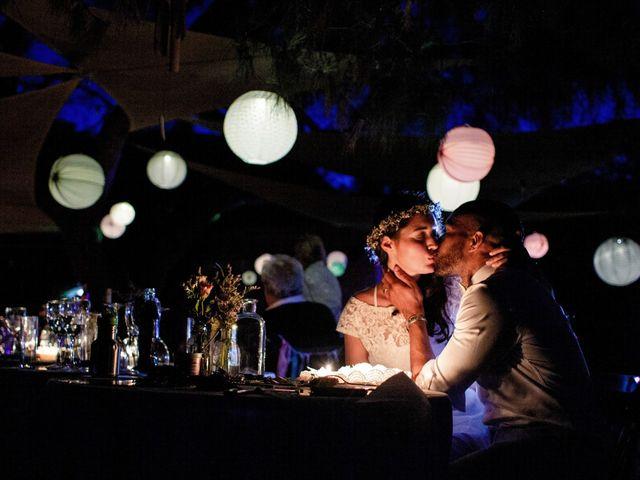 La boda de David y Lissa en Campos, Islas Baleares 115