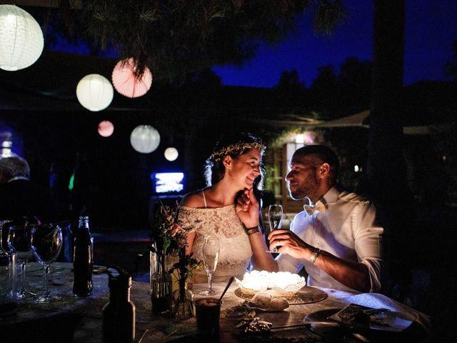 La boda de David y Lissa en Campos, Islas Baleares 117