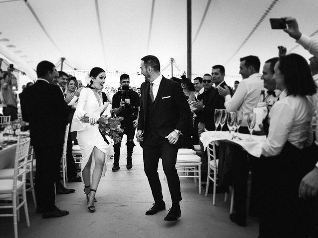 La boda de Balta y Sheila en Santa Cruz De Mudela, Ciudad Real 36