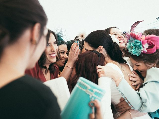 La boda de Balta y Sheila en Santa Cruz De Mudela, Ciudad Real 38