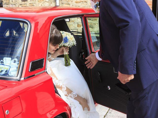 La boda de Jesús y Raquel en La Vecilla De Curueño, León 1