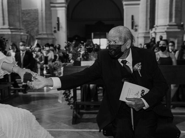 La boda de Luis Felipe y Eva en Tomelloso, Ciudad Real 9