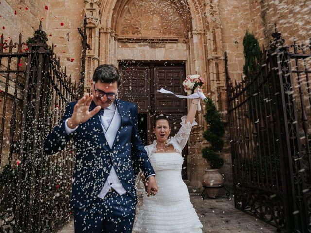 La boda de Eva y Luis Felipe