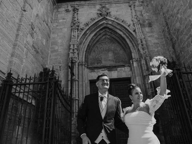 La boda de Luis Felipe y Eva en Tomelloso, Ciudad Real 10