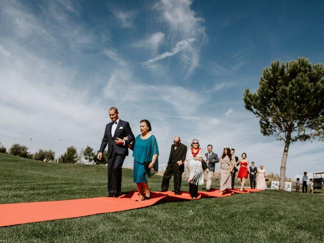 La boda de Reham y Carlos en Alcalá De Henares, Madrid 17
