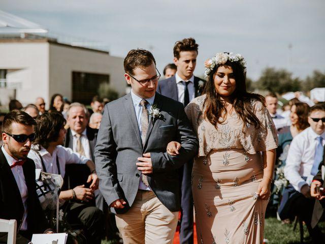 La boda de Reham y Carlos en Alcalá De Henares, Madrid 20