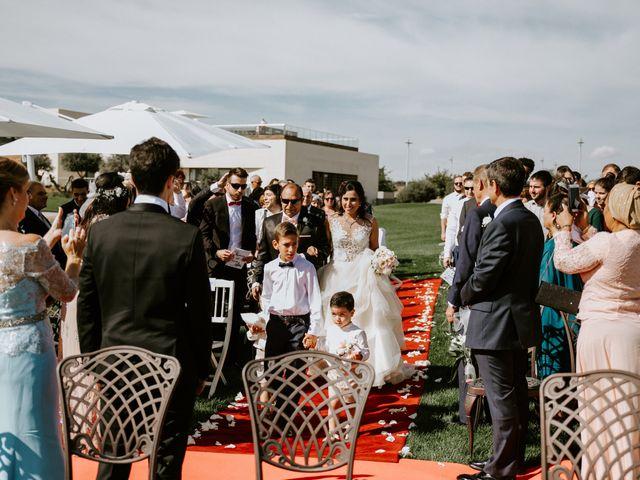 La boda de Reham y Carlos en Alcalá De Henares, Madrid 25