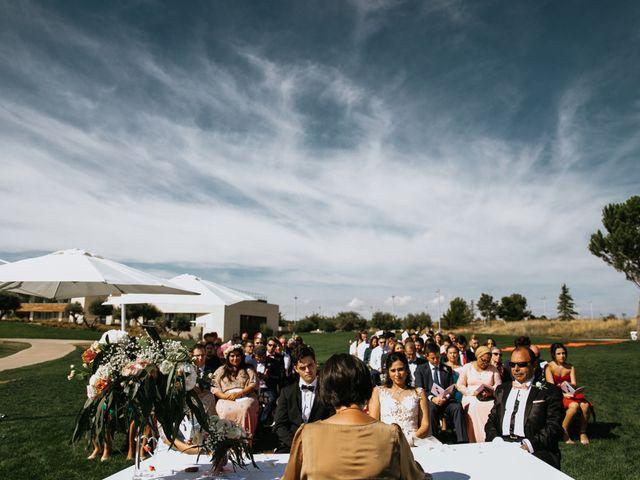 La boda de Reham y Carlos en Alcalá De Henares, Madrid 28