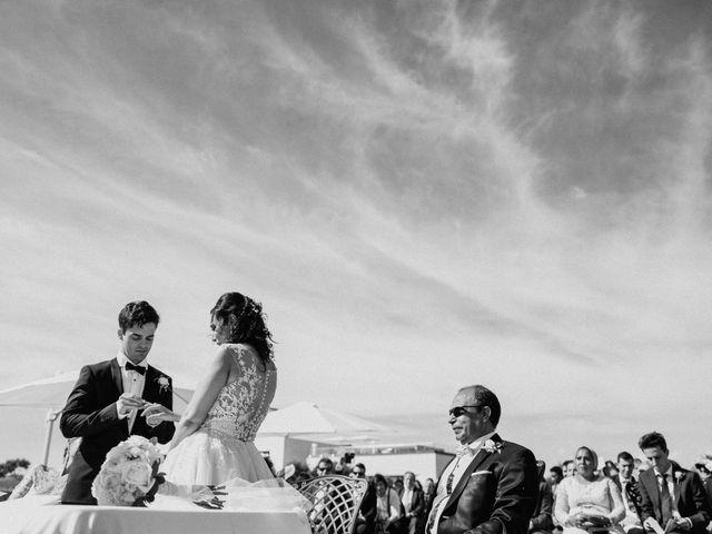 La boda de Reham y Carlos en Alcalá De Henares, Madrid 34