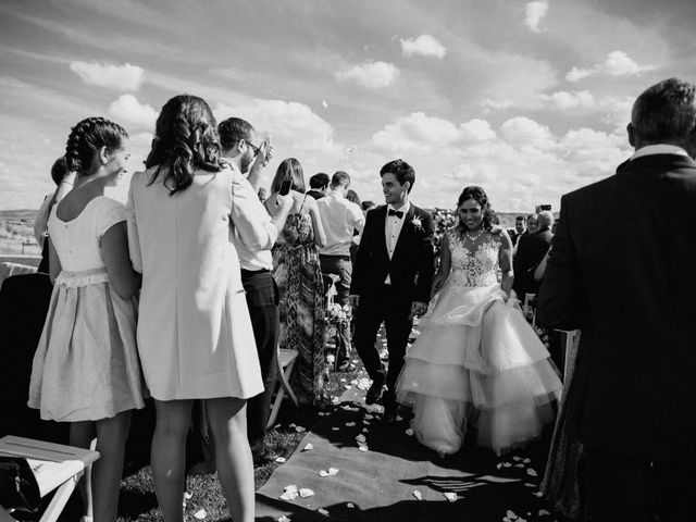 La boda de Reham y Carlos en Alcalá De Henares, Madrid 40