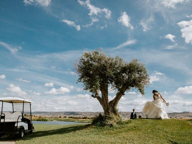 La boda de Reham y Carlos en Alcalá De Henares, Madrid 51