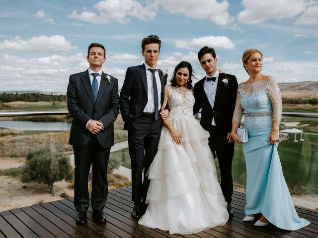 La boda de Reham y Carlos en Alcalá De Henares, Madrid 55