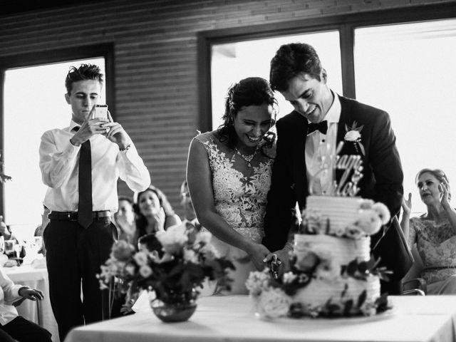 La boda de Reham y Carlos en Alcalá De Henares, Madrid 63