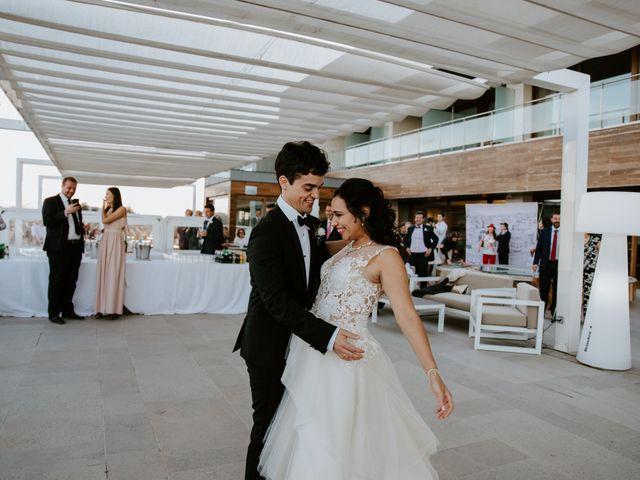 La boda de Reham y Carlos en Alcalá De Henares, Madrid 68