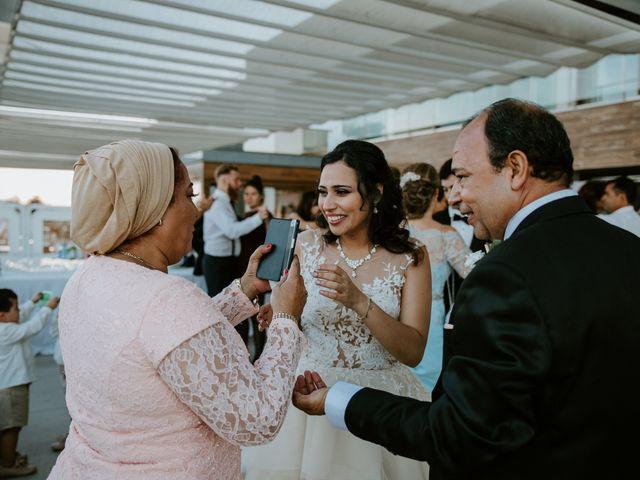 La boda de Reham y Carlos en Alcalá De Henares, Madrid 71