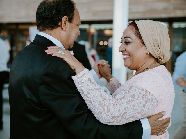 La boda de Reham y Carlos en Alcalá De Henares, Madrid 72