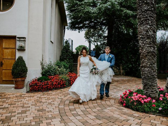 La boda de Miguel y Lisandra en Guadarrama, Madrid 28