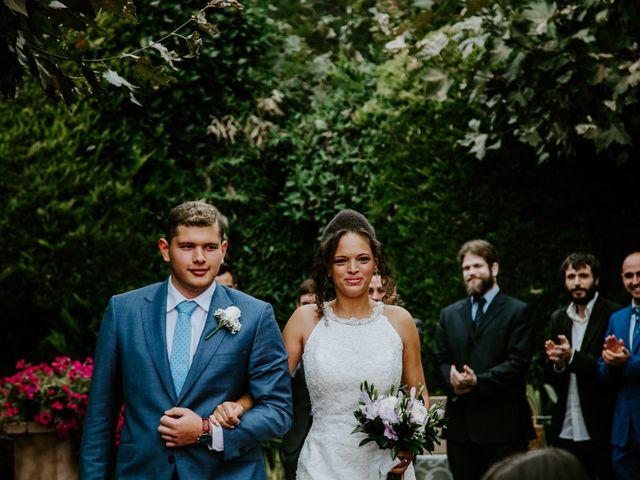 La boda de Miguel y Lisandra en Guadarrama, Madrid 31