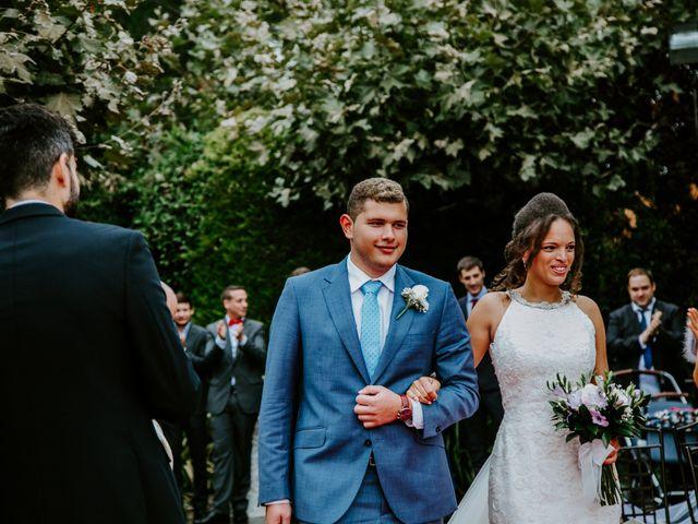 La boda de Miguel y Lisandra en Guadarrama, Madrid 32