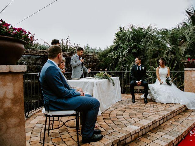 La boda de Miguel y Lisandra en Guadarrama, Madrid 40