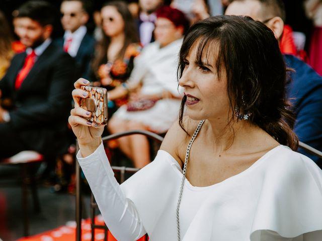 La boda de Miguel y Lisandra en Guadarrama, Madrid 41