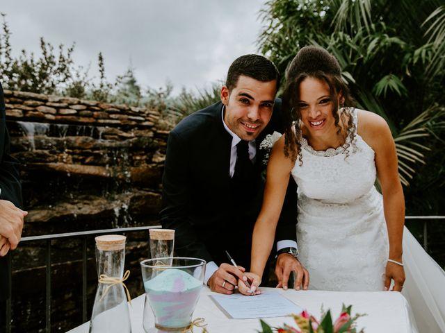 La boda de Miguel y Lisandra en Guadarrama, Madrid 56
