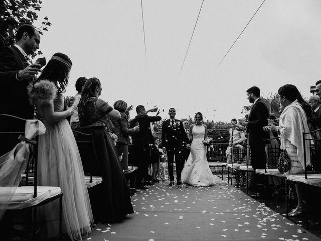 La boda de Miguel y Lisandra en Guadarrama, Madrid 60