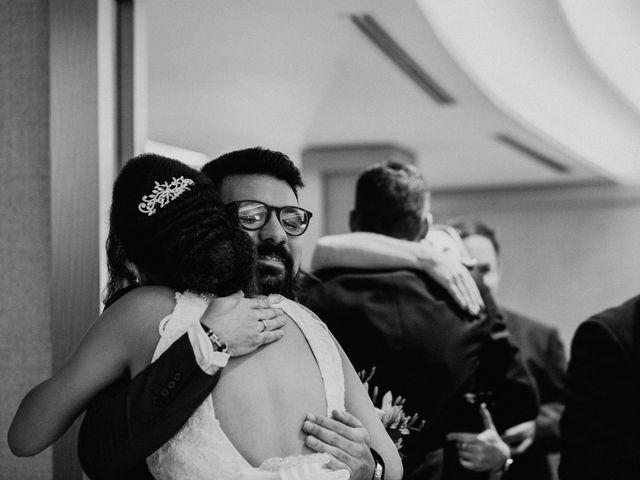 La boda de Miguel y Lisandra en Guadarrama, Madrid 63