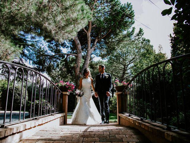 La boda de Miguel y Lisandra en Guadarrama, Madrid 67