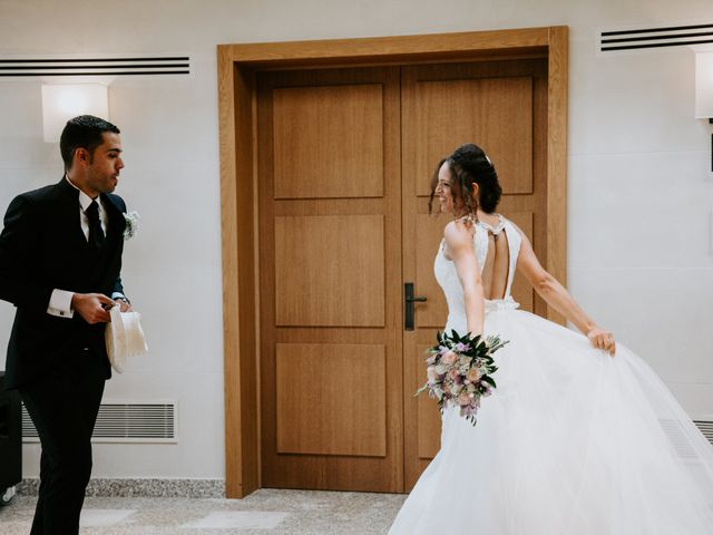 La boda de Miguel y Lisandra en Guadarrama, Madrid 72