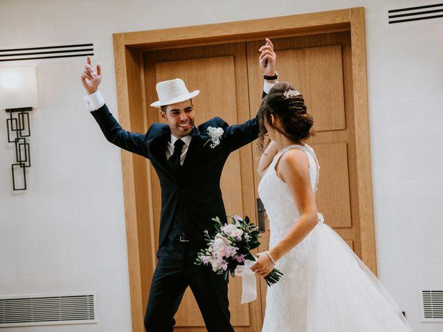 La boda de Miguel y Lisandra en Guadarrama, Madrid 74