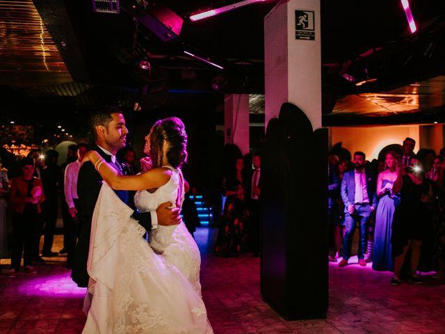 La boda de Miguel y Lisandra en Guadarrama, Madrid 81