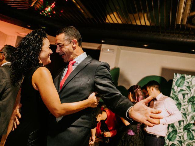 La boda de Miguel y Lisandra en Guadarrama, Madrid 86