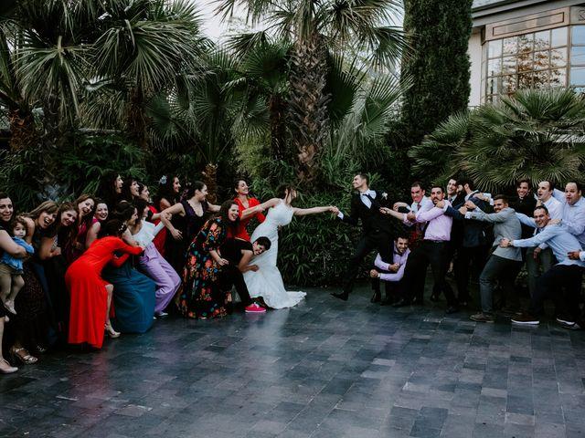 La boda de Miguel y Lisandra en Guadarrama, Madrid 90
